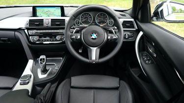 BMW Sport interior image